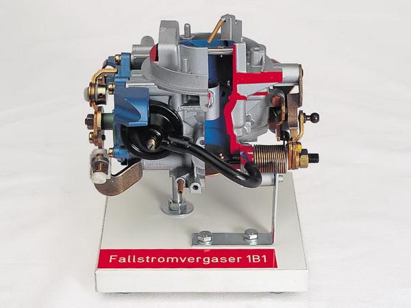 Fallstromvergaser 1B1