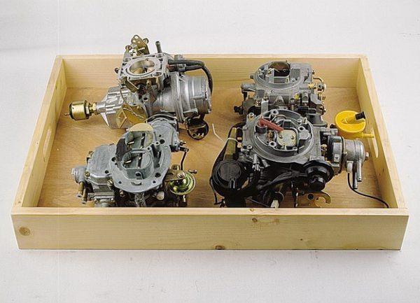 carburetter test