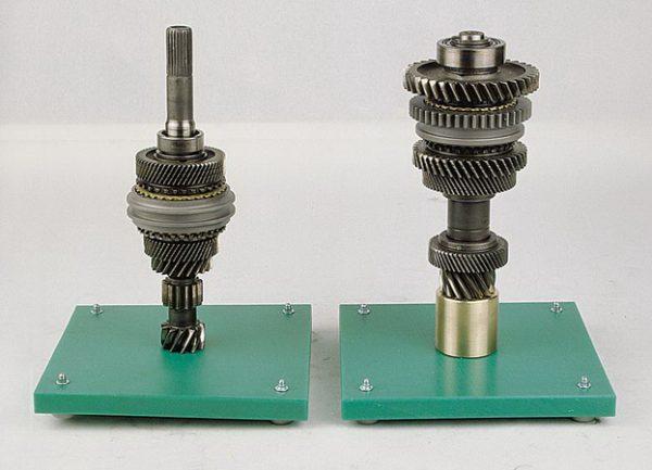 Montage einer Borg-Warner Synchronisation