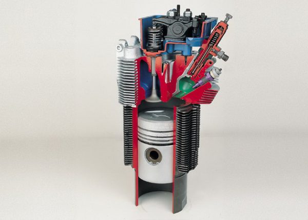 Diesel cylinder
