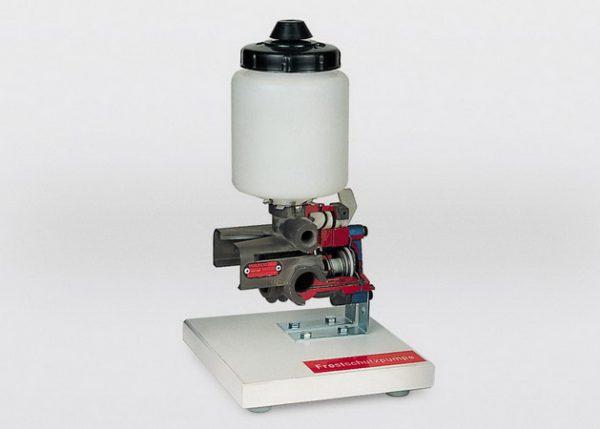 Automatische Frostschutzpumpe