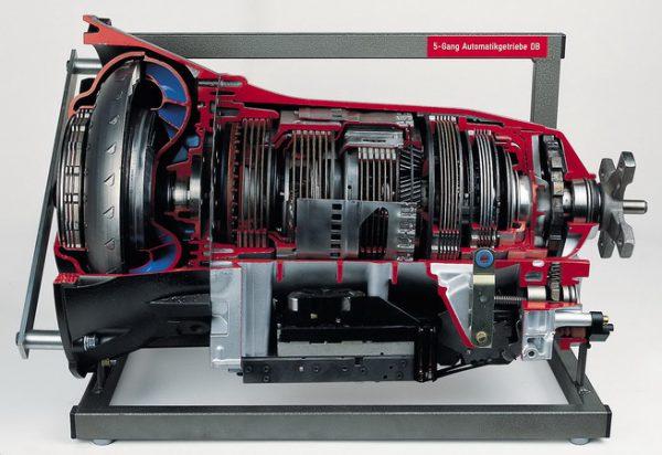 Elektronisch gesteuertes 5 Gang-Automatik Getriebe (Mercedes-Benz)