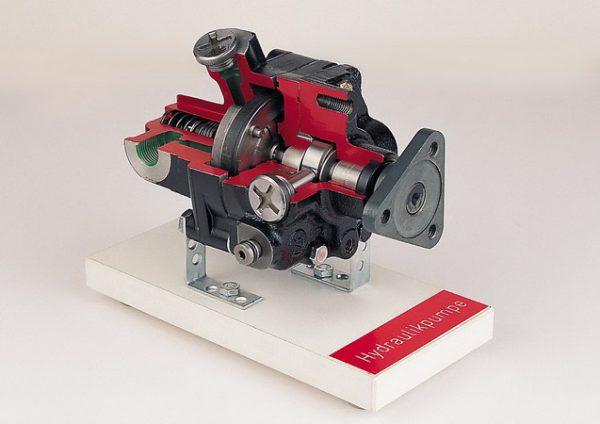 Tandem Hydraulikpumpe PKW