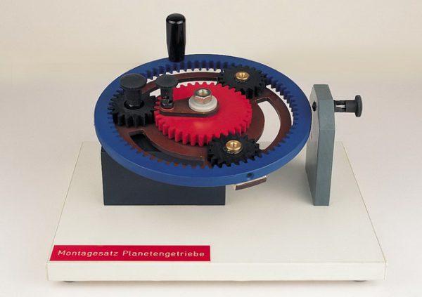 Montagesatz Planetengetriebe