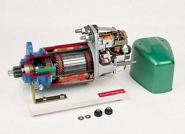 Schubtrieb-Starter (Lkw)