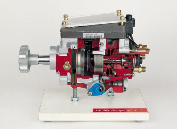 Radialkolben-Verteilereinspritzpumpe VP 44 (Bosch)