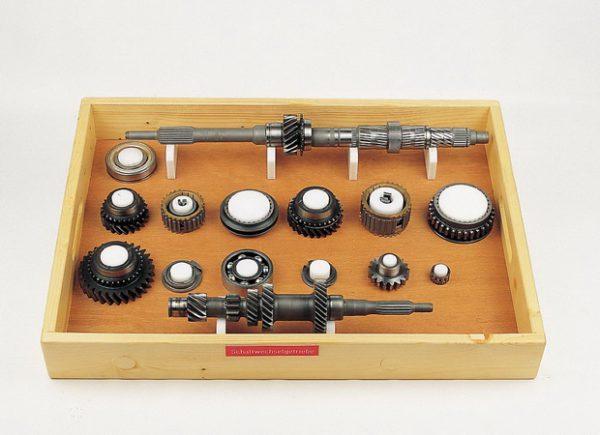 Modellbrett Schaltwechselgetriebe I