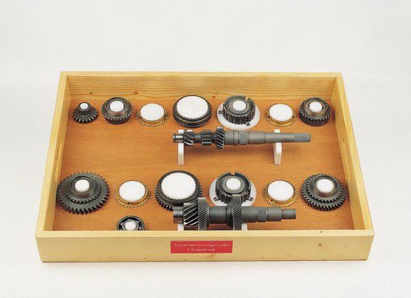 Modellbrett Schaltwechselgetriebe II