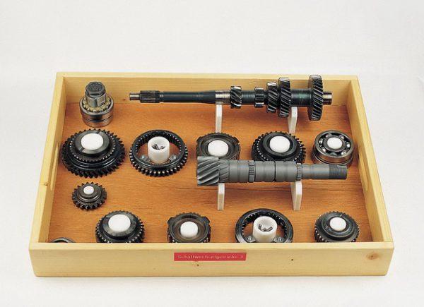 Modellbrett Schaltwechselgetriebe III