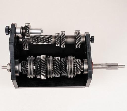 Getriebetechnik: 5-Gang-Getriebe