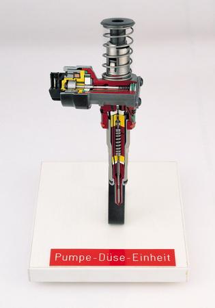 Pumpe Düse III