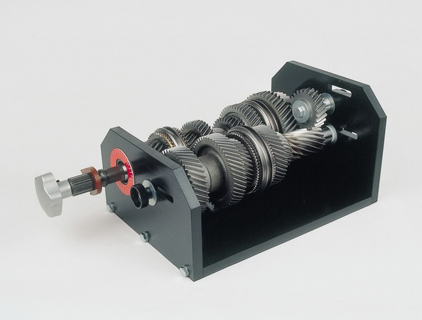 Getriebetechnik: Sechsgang-Getriebe