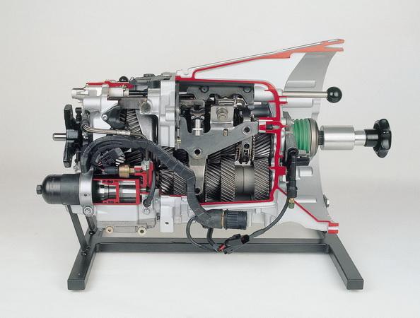Automatisches sequenzielles Sechsganggetriebe (Mercedes-Benz)