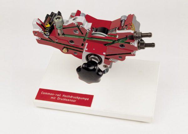 Common-rail Hochdruckpumpe mit Kraftstoffmengenregelventil