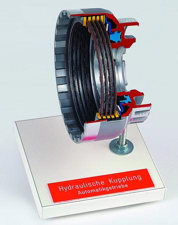 hydraulische Kupplung Automatikgetriebe