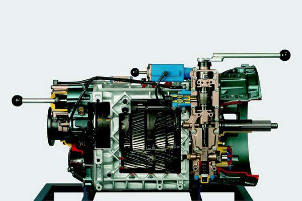 Lkw Getriebe ZF-ECOSPLIT