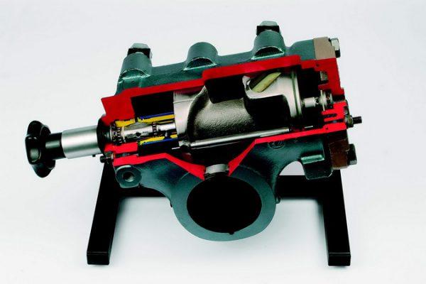 Lkw Kugelmutter Hydrolenkgetriebe