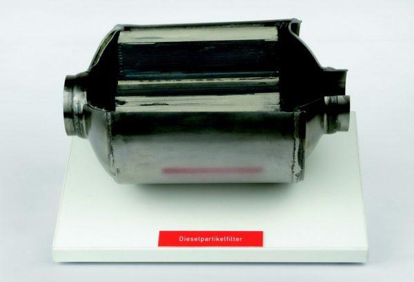 Dieselpartikelfilter (Rußfilter)