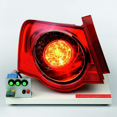 rear light with LED's