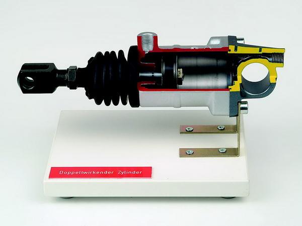 Doppelt wirkender Druckluft-Zylinder
