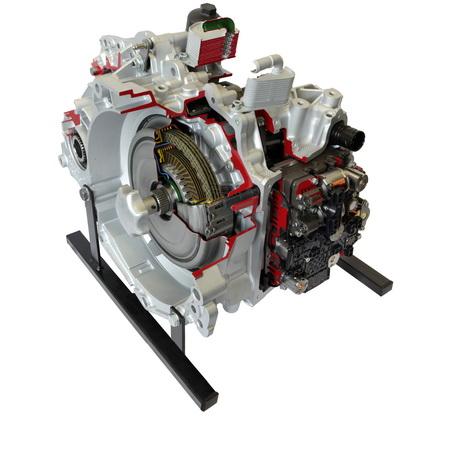 Sechsgang Direkt-Schalt-Getriebe (VW)