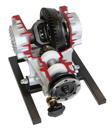 adjustable differential