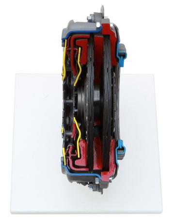 Doppelkupplung trocken