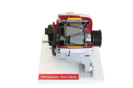 Starter Generator (Micro-Hybrid)