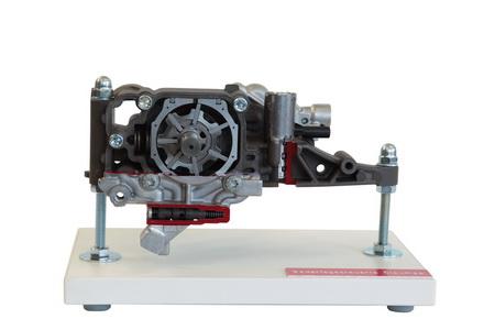 Bedarfsgesteuerte Ölpumpe ohne Saugstufe (V6)