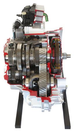 Mercedes-Benz 7-Gang Doppelkupplungsgetriebe 7G-DCT