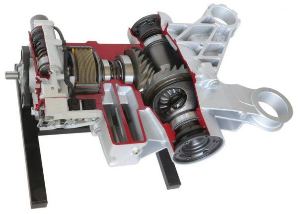 Haldex-Kupplung 4. Generation