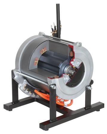 Elektromotor (wassergekühlt)