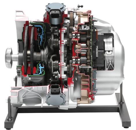SMART DSG-Getriebe