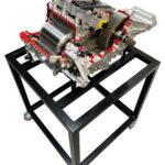Mercedes-Benz EQC-Motor mit Getriebe und Steuergerät