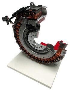 Integrierter Starter-Generator 48V von Mercedes-Benz