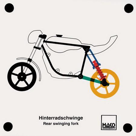 Hinterradschwinge