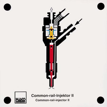 Common-rail-Injektor II