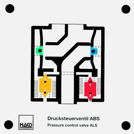 Drucksteuerventil ABS