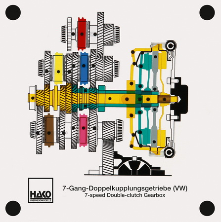 7-Gang-Doppelkupplungsgetriebe (VW)